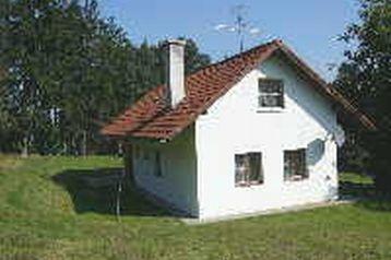 Česko Chata Chelčice, Exteriér