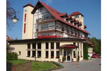 Polen Hotel Giżycko, Exterieur
