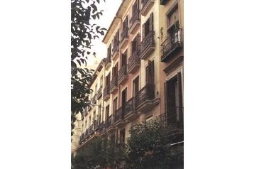 Espagne Hotel Madrid, Extérieur