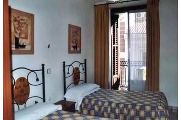 Španělsko Hotel Madrid, Exteriér
