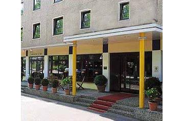 Německo Hotel Hamburg, Hamburk, Exteriér