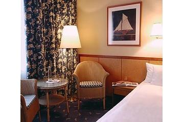 Německo Hotel Hamburg, Hamburk, Interiér
