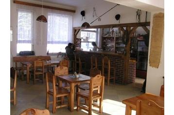 Cehia Penzión Radíkov, Interiorul