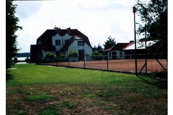 Poľsko Penzión Kozin, Exteriér