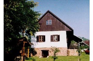 Slovakia Chata Lúčky, Exterior