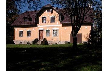 Česko Chata Jindřichovice, Exteriér