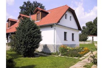 Česko Chata Zahrádka, Exteriér