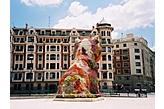 Viešbutis Bilbao Ispanija