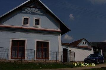 Tschechien Chata Vitice, Exterieur