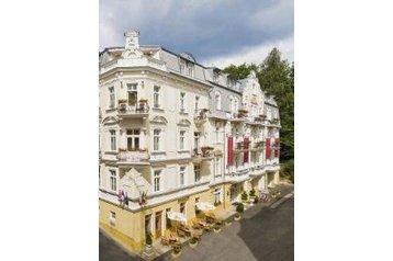 Tschechien Hotel Mariánské Lázně, Marienbad, Exterieur