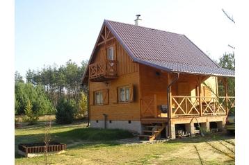 Polsko Chata Konarzyny, Exteriér