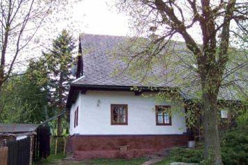 Česko Chata Křížánky, Exteriér