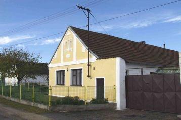 Tschechien Chata Lišov, Exterieur