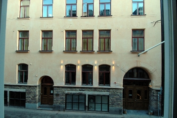Švédsko Hotel Stockholm, Štokholm, Exteriér