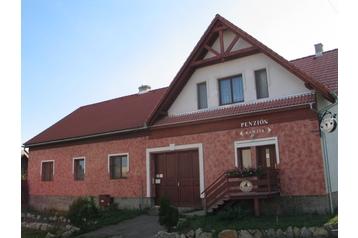 Slovensko Penzión Lieskovec, Exteriér