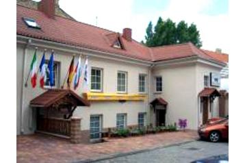 Litva Hotel Vilnius, Exteriér