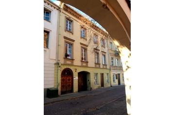Litva Byt Vilnius, Exteriér