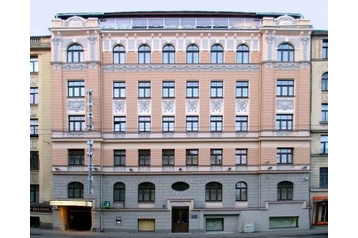 Łotwa Hotel Rīga, Ryga, Zewnątrz