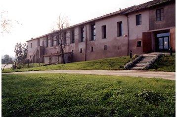 Italia Hotel Fiumicino, Esterno