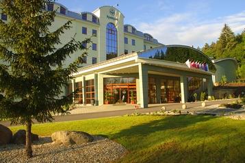 Slowakei Hotel Sliač, Exterieur