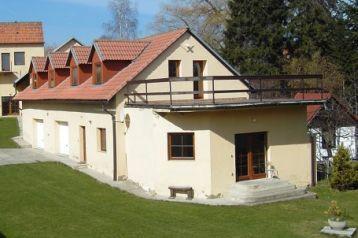 Tschechien Chata Rynholec, Exterieur