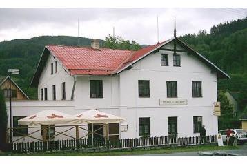 Česko Penzión Vernířovice, Exteriér