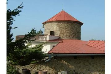 Česko Chata Petrovice, Exteriér