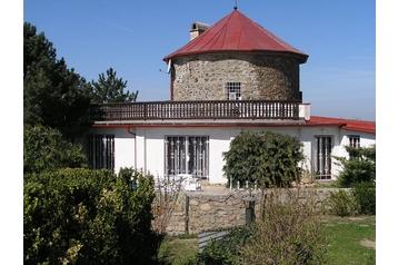 Tschechien Chata Petrovice, Exterieur