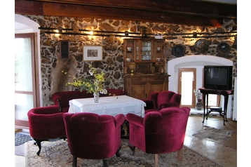 Tschechien Chata Petrovice, Interieur