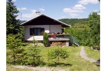 Slovensko Chata Levoča, Levoča, Exteriér