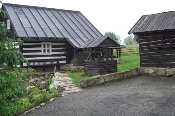Česko Chata Výprachtice, Exteriér