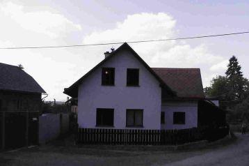 Česko Chata Řitonice, Exteriér