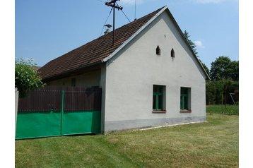 Tschechien Chata Lipovka, Exterieur