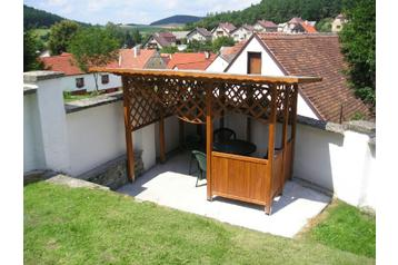 Tschechien Chata Rabí, Exterieur