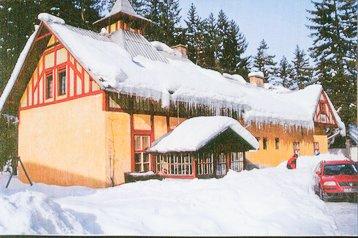 Slowakei Chata Korytnica, Exterieur