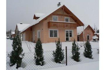 Slovakija Chata Žiar, Eksterjeras
