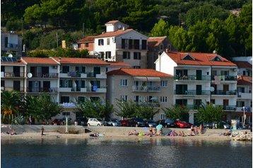 Chorvátsko Privát Podgora, Exteriér