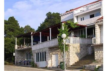 Chorvátsko Penzión Mljet, Exteriér