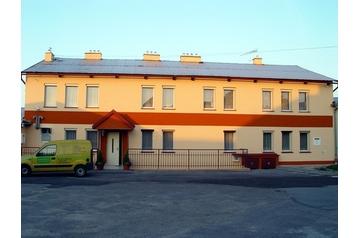 Poľsko Hotel Lubenia, Exteriér