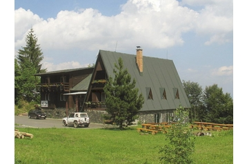 Slowakei Chata Králiky, Exterieur