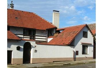 Tschechien Chata Mnetěš, Exterieur