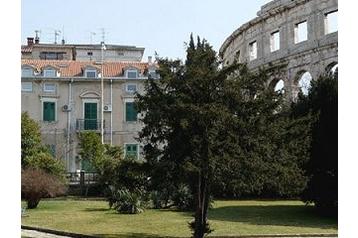 Chorvátsko Privát Pula, Exteriér