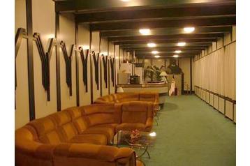 Węgry Hotel Gyula, Wewnątrz
