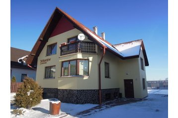 Slowakei Chata Veľká Lomnica, Grosslomnitz, Exterieur