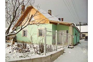 Slovensko Chata Oščadnica, Oščadnica, Exteriér