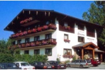 Rakousko Penzión Niedernsill, Exteriér