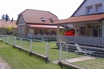 Ungarn Chata Balatonmáriafürdő, Exterieur