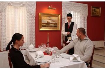 Maďarsko Hotel Eger, Exteriér