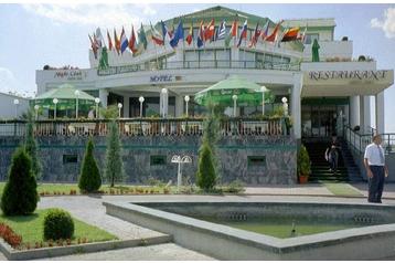 Románia Hotel Arad, Exteriőr