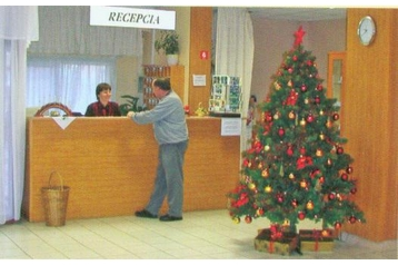 Slovensko Hotel Dudince, Exteriér